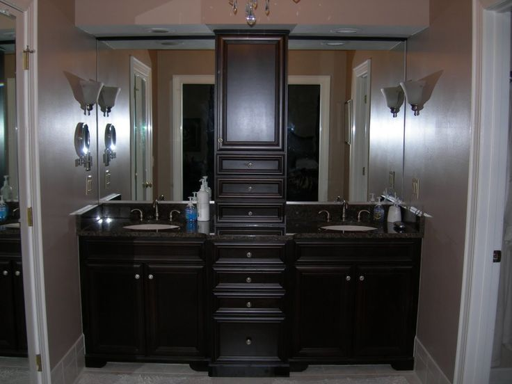 Custom Bathroom Vanities Pittsburgh 25 best bathroom vanities images on pinterest | bathroom ideas