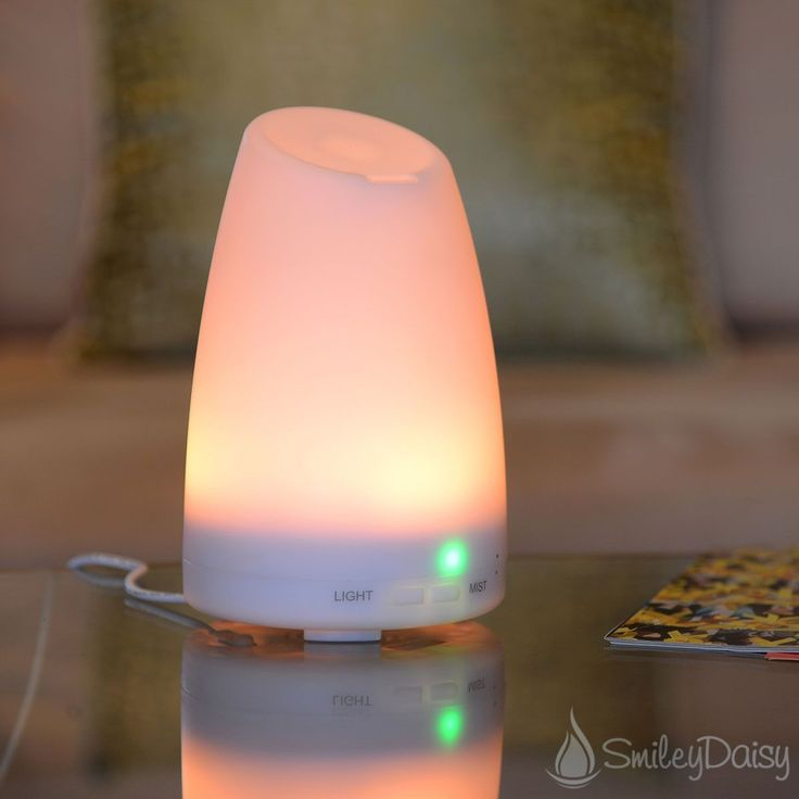 The Daisy Aromatherapy Essential Oil Diffuser