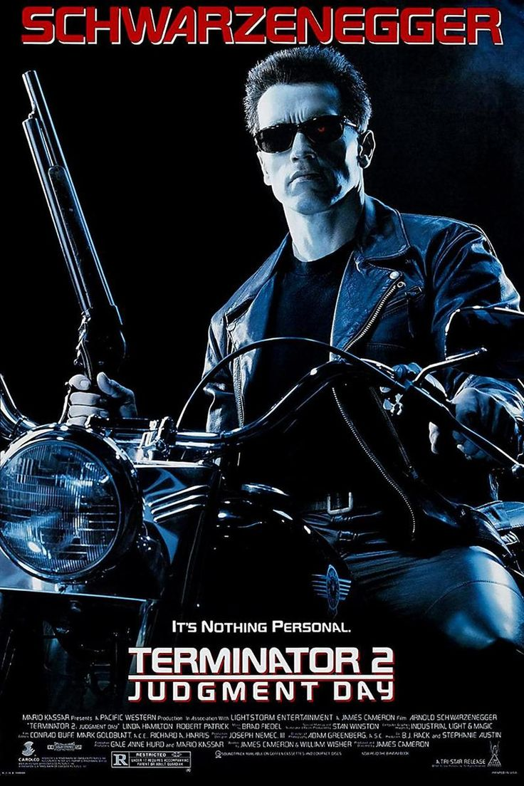 O Exterminador do Futuro 2: O Julgamento Final (Terminator 2: Judgment Day, James Cameron)