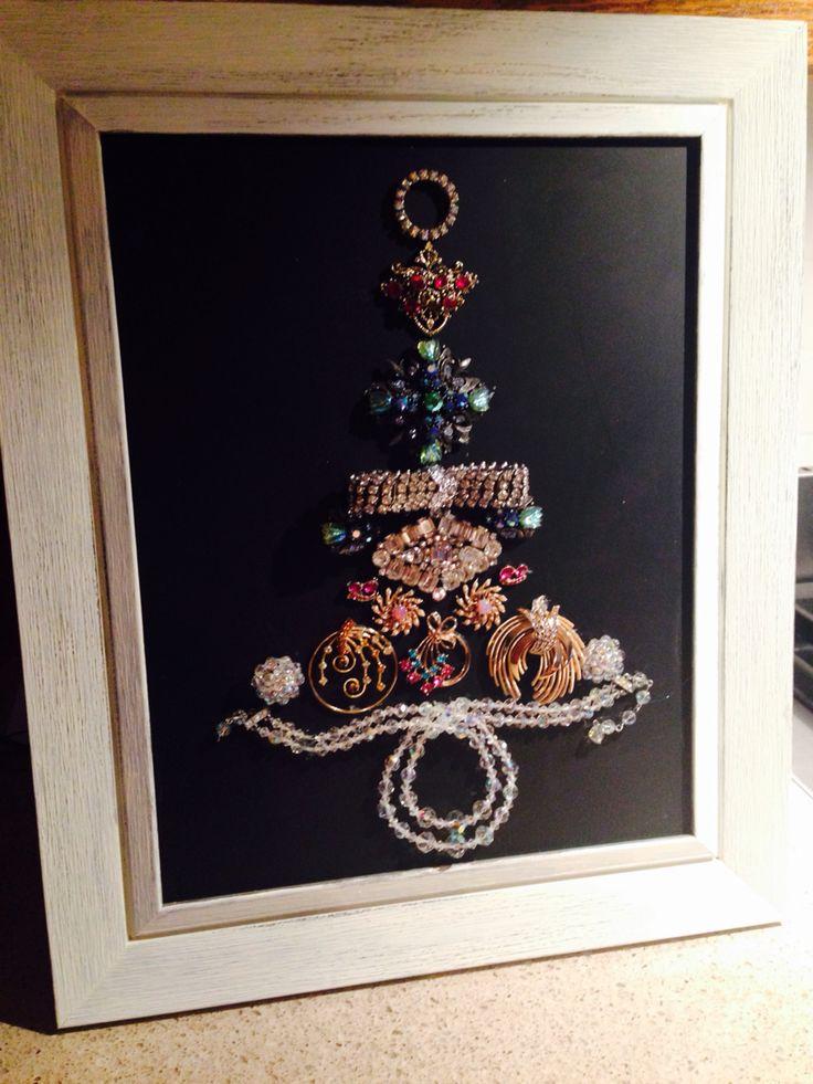 My grandma's costume jewelry ❤️