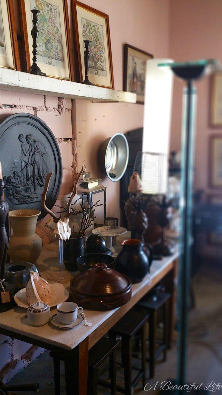 Stanford Trading Store, where master stylist Cobus van Niekerk, creates magic
