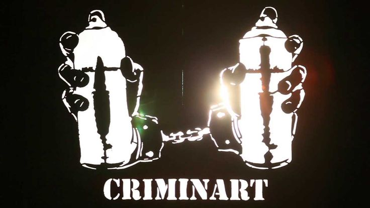 Criminart - Mr. Savethewall