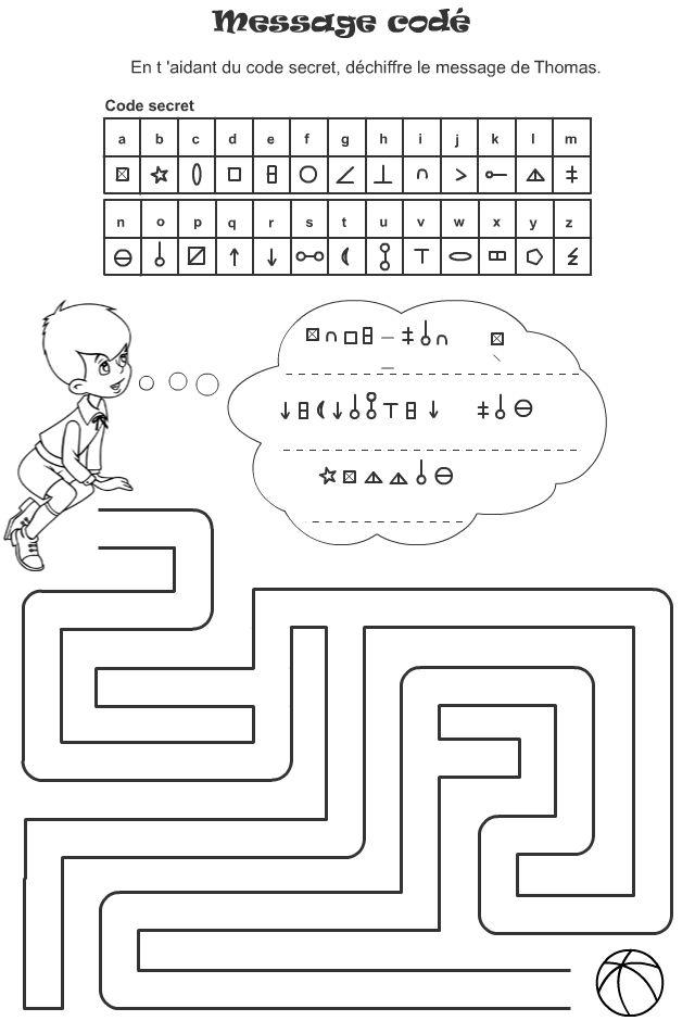 les 9 meilleures images propos de jeux de logique sur pinterest activit s labyrinthe et gibier. Black Bedroom Furniture Sets. Home Design Ideas