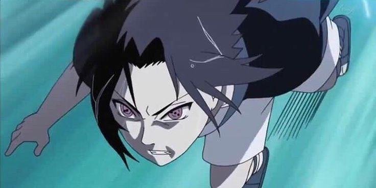 Sasuke Uchiha || Naruto (Series)