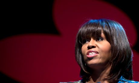 The site posted Michelle Obama's purported credit report, social security number, phone number, banking details and store cards