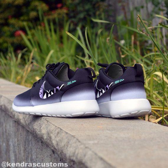 Nike roshe run black sailor dress