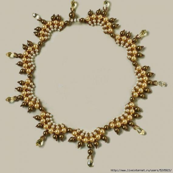 Schemes: More schemes necklace ...
