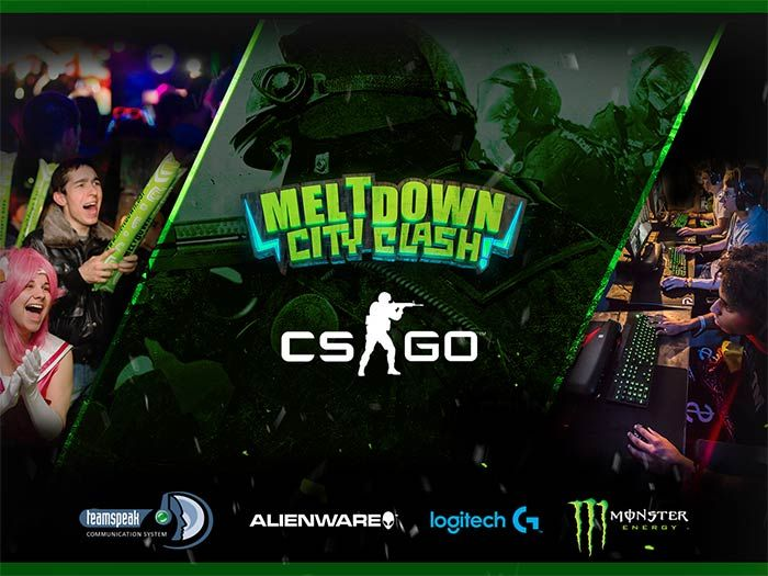 Meltdown City Clash - CS : Go le 27 septembre - Un nouveau rendez-vous eSport…