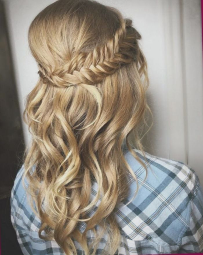 14+ Hairstyles For Girls With Long Hair Curls