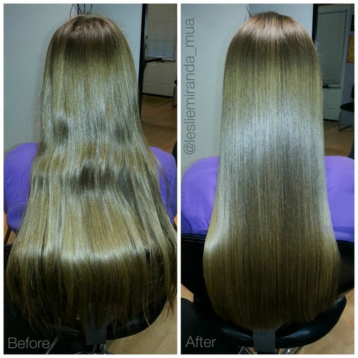 @Leslie_lesmiran's FAB silky locks happened with her Beauty brands gift! damaged hair #MyGreatHairDay