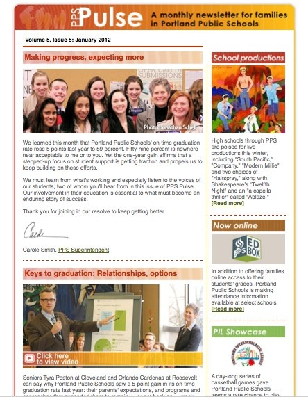 Best Newsletters Images On   School Newsletters