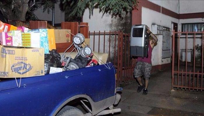 Les remataron la vivienda por una deuda de 300 pesos: Una mujer, sus tres hijos, dos nietas pequeñas y otra por nacer quedaron en la calle.…