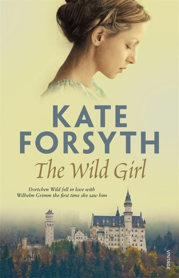 The Wild Girl by Kate Forsyth tells the story of Dortchen Wild. She's in love with Wilhelm Grimm and tells him many of the stories that appear in his published collection of fairytales. It's great book and one I would recommend for historical fiction lovers.