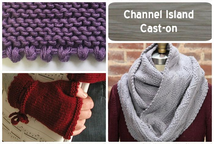 Adding Cast On Stitches In Knitting : 17 Best images about Knitting Stitches on Pinterest Cable, Stitches and Sti...