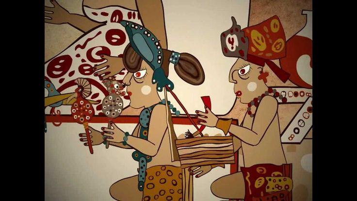 Popol Vuh, mito de la creación maya