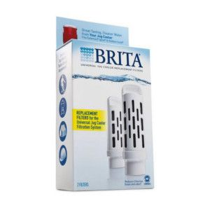 Brita Universal Jug Cooler Replacement Filters, Multicolor