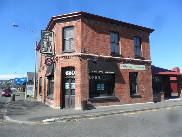Holy Smoke Restaurant 650 Ferry Road Woolston Christchurch New