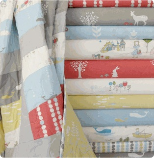 Fabricworm.com.  I love this website! So many cool fabrics and lots of Japanese prints.