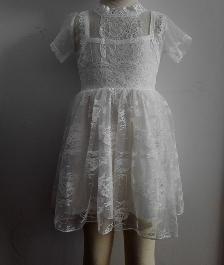 8.70$  Watch now - http://alidxk.shopchina.info/go.php?t=32784861714 - Summer Style Lace Girls Dress Baby Kids Princess Dresses For Children's Clothing Vestidos Infantis Toddler Girl Costume 8.70$ #SHOPPING