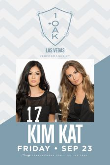 On Friday night in Las Vegas the party is set at 1 Oak Nightclub for Kim Kat…