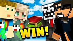challenge egg wars my vs youtuber minecraft - YouTube