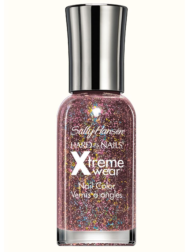Лак для ногтей Xtreme Wear № 200 - Strobe Light бледно-розовые плотные блестки (11,8 мл) - Sally Hansen, акция действует до 8 декабря 2014 года   LeBoutique - Коллекция брендовых вещей от Sally Hansen