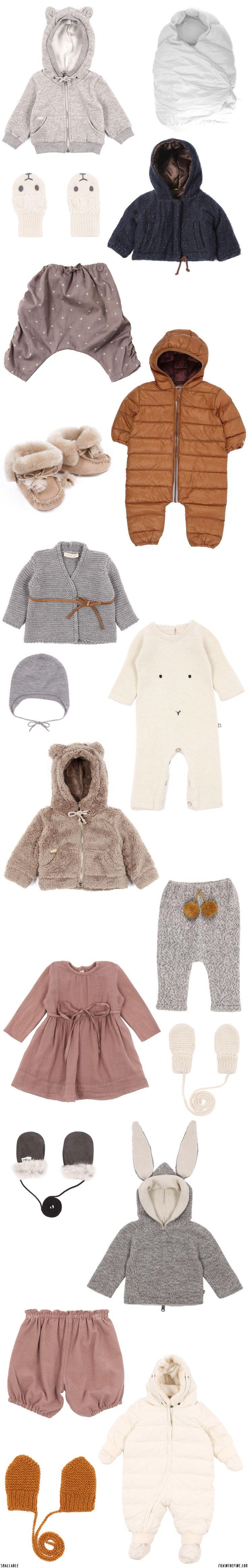 For my future Alaskan Eskimo baby  Smallable on foxinthepine.com