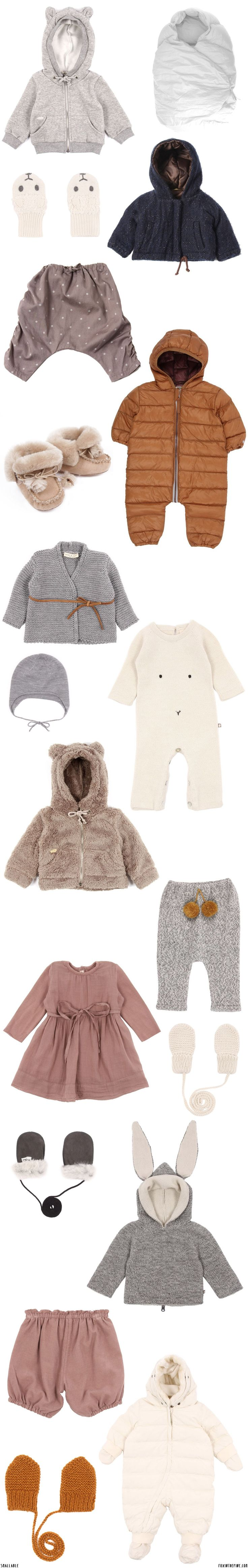 Smallable children's clothing