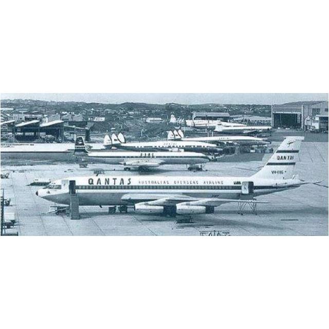 Sydney Airport 1961