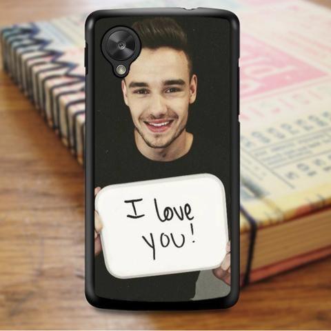 Liam Payne One Direction Singer Boyband Nexus 5 Case