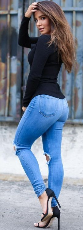 108 best images about Everything denim on Pinterest | Hailey ...