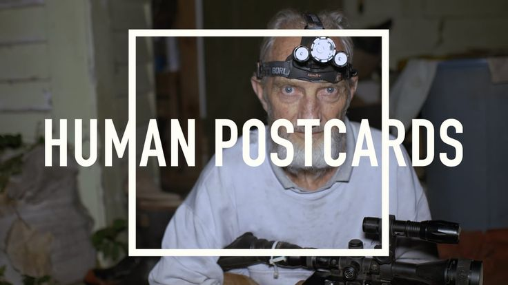 """HUMAN POSTCARDS #28 - ALEC Alec is a retired engineer who likes to think he escaped the """"rat-race"""" of the city life. He found his haven buying a piece of land on which he grows all type of tropical fruit trees. He dedicates his time now to protecting the native trees around him and his orchard from dangers such as possums, who damage the native trees and wildlife and spread bovine tuberculosis. We followed him one evening on his daily possum hunt."""