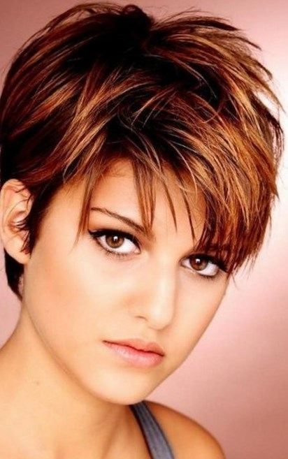 Faces Shape Hairstyles Short Messy Hairstyles With Bangs For Square Faces Women Over 50 With Thin