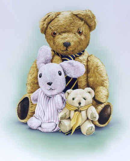 """Family Portrait"" by Geoffrey Tristram"