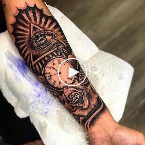 125 Mejores Tatuajes De Antebrazo Para Hombres Forearm Tattoo Men Forearm Tattoos Forearm Sleeve Tattoos