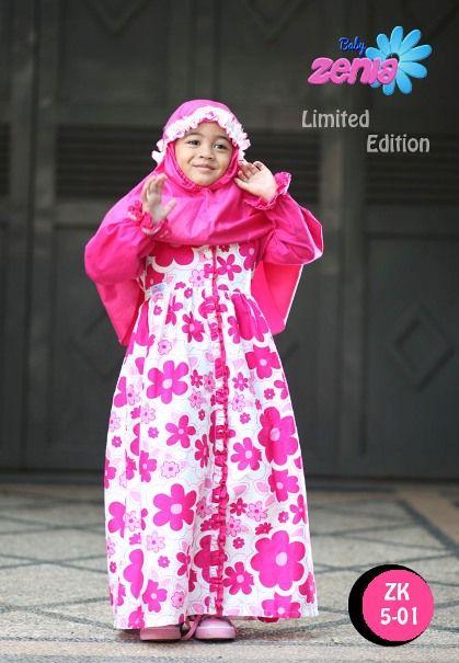 Pin By Baby Zenia On Model Baju Muslim