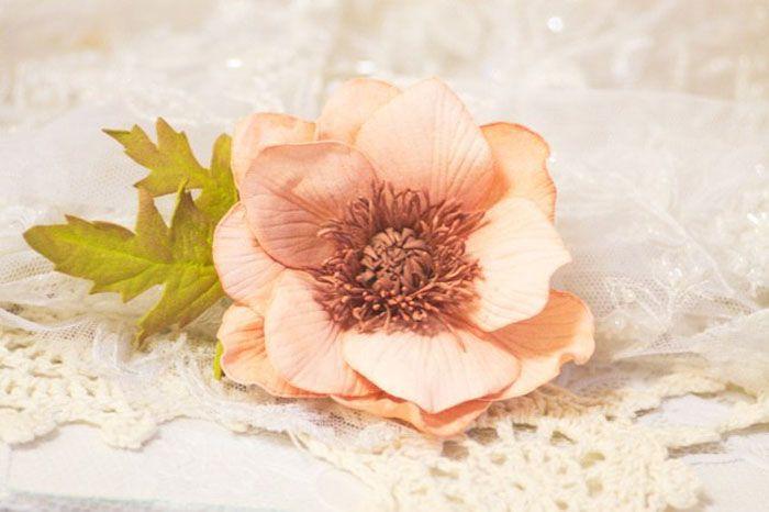 Цветы из фоамирана Алены Семеновой