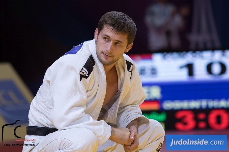 Serbian judoka Aleksander Kukolj (90 kg) for the olympic games in Rio