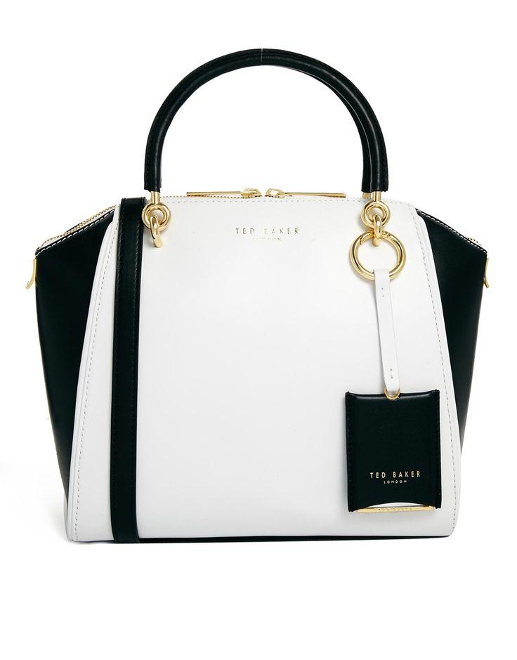 Ted Baker Bowler Bag #tedbaker #handbags