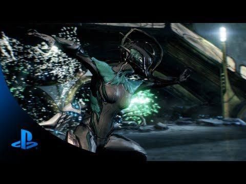Warframe soon on PS 4