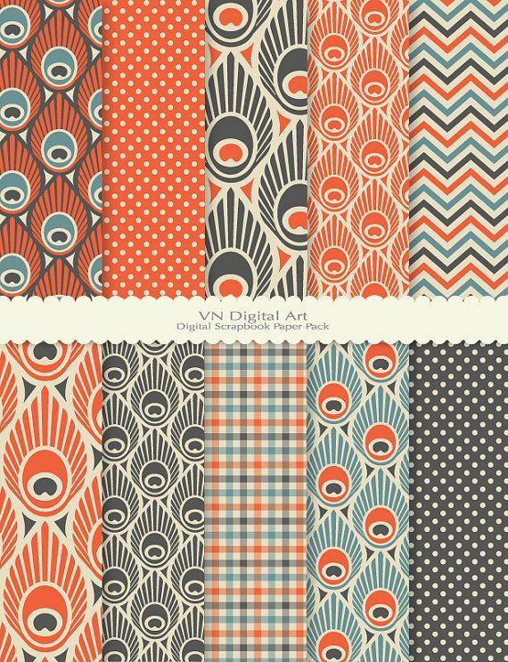 les 208 meilleures images du tableau motifs graphiques sur pinterest estampillage motif r tro. Black Bedroom Furniture Sets. Home Design Ideas