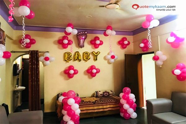 1000 Newborn Baby Decoration Ideas You Must Consider Welcome Home Baby Welcome Home Decorations Baby Decor