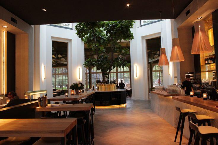 de plantage restaurant amsterdam