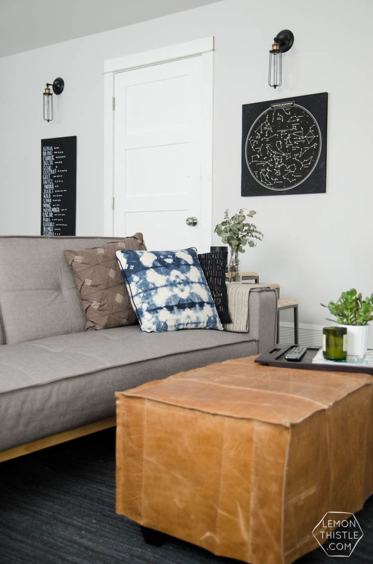Meer dan 1000 ideeën over kleine woonkamers op pinterest   kleine ...