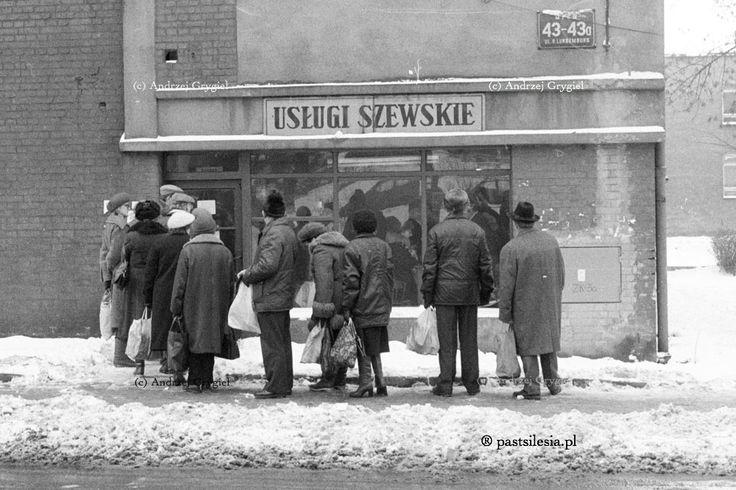 Szewc (Katowice, lata 90)