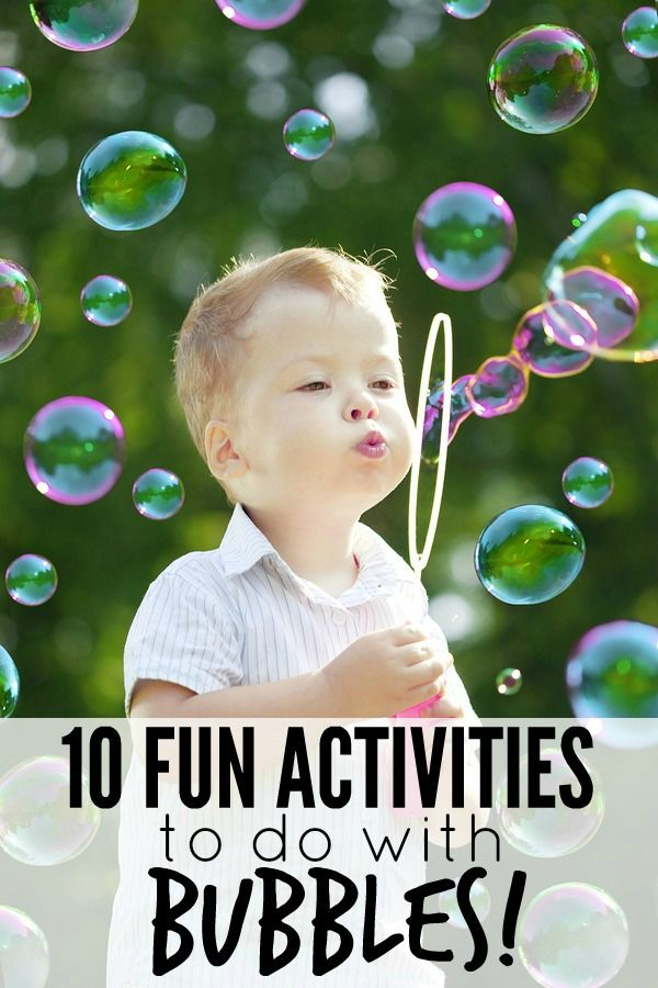 From bubble science, to glow-in-the-dark bubbles, to frozen bubbles, this list of 10 fun activities to do with bubbles will be a real hit with your kids this summer!Fun Activities, 10 Fun, Serious Business, Pretty Bubbles, Blowing Bubbles, Bubbles Wands, Bubbles Stockings, Bubbles Oo0, Gigantic Bubbles