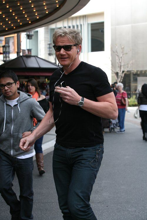 Gordon Ramsay: Family Time At The Grove