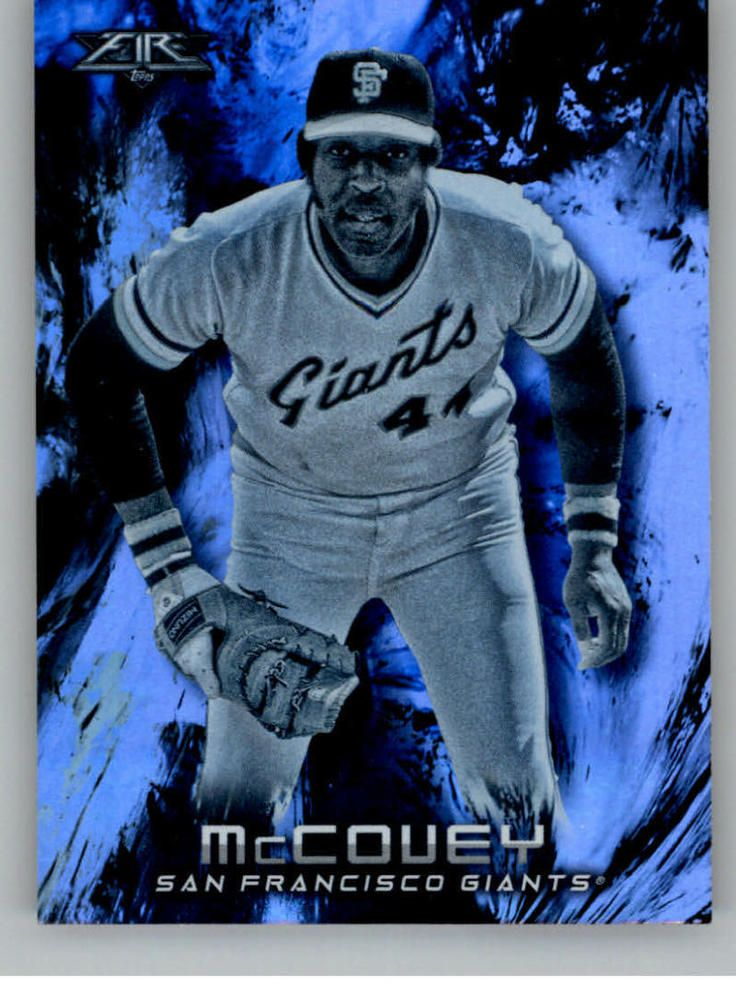 2018 Topps Fire Blue Chip Target Exclusive Baseball Cards Pick From