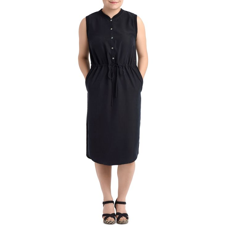 JACKIE Dress by Bench - Spring-summer dress - Black dress - The perfect dress - Forevermlle.com online store