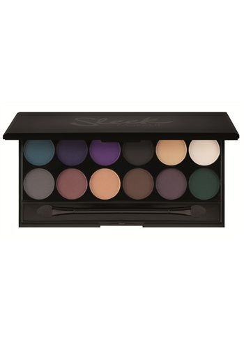 Matte Palette in v2 Darks | Oogschaduw ogen Sleek Sleek Palette | MissLipgloss